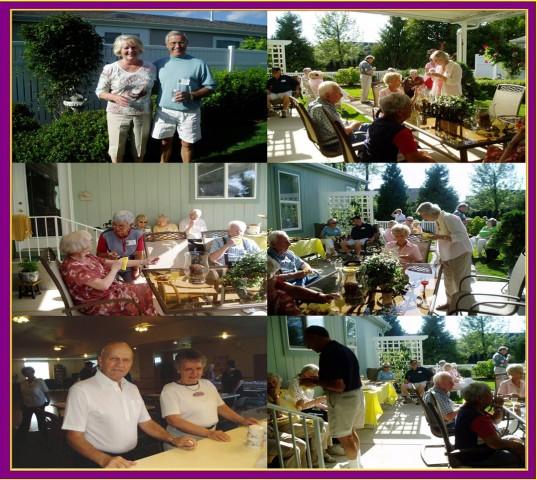 1 Garden Party