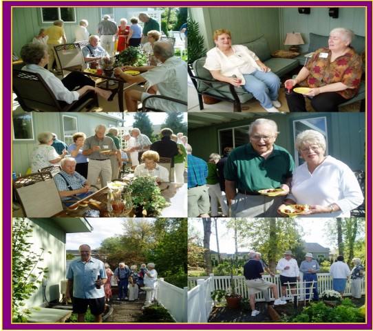 3 Garden Party
