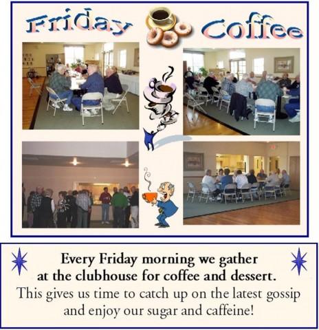web friday coffee