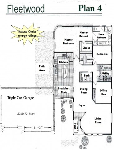 Floor Plan for 2580 Lansdown