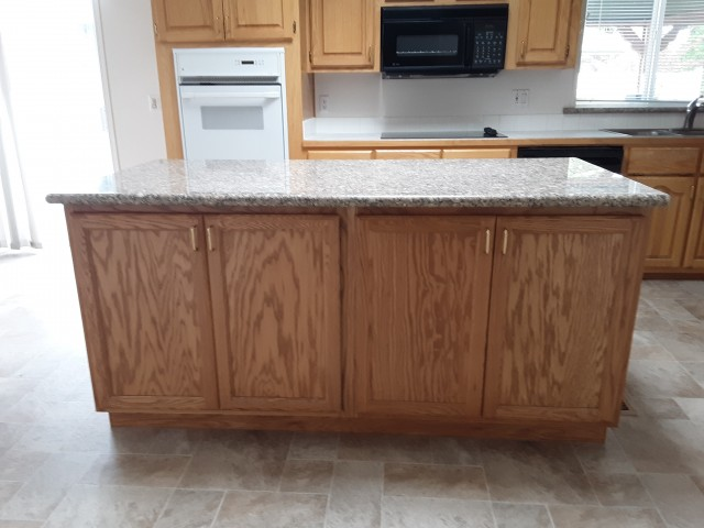 kitchen island b